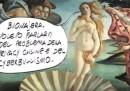 Makkox, la Venere di Botticelli e la privacy online