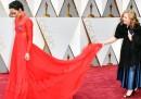 7 cose di moda agli Oscar