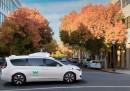 Waymo ha ordinato a FCA 62mila nuovi minivan per i suoi sistemi di guida autonoma