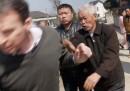 L'aggressione a una troupe di BBC in Cina