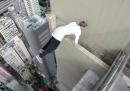 Il video da non guardare se soffrite di vertigini