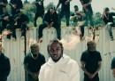 """Il video di """"HUMBLE"""", la nuova canzone di Kendrick Lamar"""