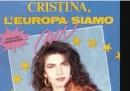 Cristina D'Avena e l'anniversario dei Trattati di Roma