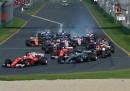 L'ordine d'arrivo del Gran Premio d'Australia di Formula 1