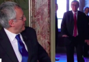 Juncker non stava cercando il TG1, probabilmente