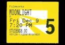 Biglietti del cinema da tutto il mondo
