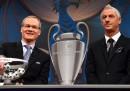 La Juventus giocherà con il Barcellona nei quarti di Champions League