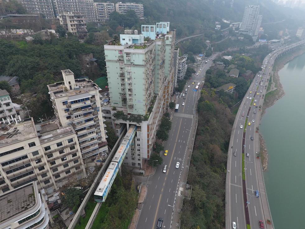 metropolitana Chongqing