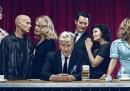 """Le copertine di Entertainment Weekly con il cast di """"Twin Peaks"""" vestito da """"Twin Peaks"""""""