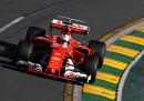 Sebastian Vettel ha vinto il Gran Premio d'Australia di Formula 1