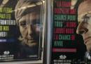 Nella metro di Parigi c'è una campagna pubblicitaria abusiva contro il diritto all'aborto