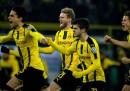 Come vedere Borussia Dortmund-Monaco in tv o in streaming