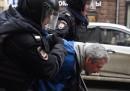 Ancora proteste, ancora arresti a Mosca