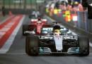Lewis Hamilton ha vinto il Gran Premio di Cina