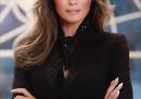 Il ritratto ufficiale di Melania Trump