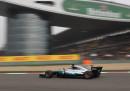 Formula 1: l'ordine d'arrivo del Gran Premio di Formula 1 della Cina