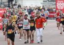 Un bel-momento-di-sport alla Maratona di Londra