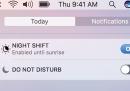 Come funziona Night Shift, la nuova opzione dei Mac per dormire meglio