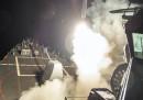 L'attacco americano in Siria, in breve