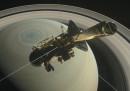La sonda Cassini farà una fine gloriosa