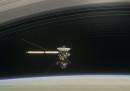 La sonda Cassini parte per il suo ultimo viaggio