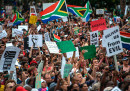 In Sudafrica sta succedendo un nuovo guaio
