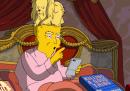 I primi 100 giorni di Trump secondo i Simpson