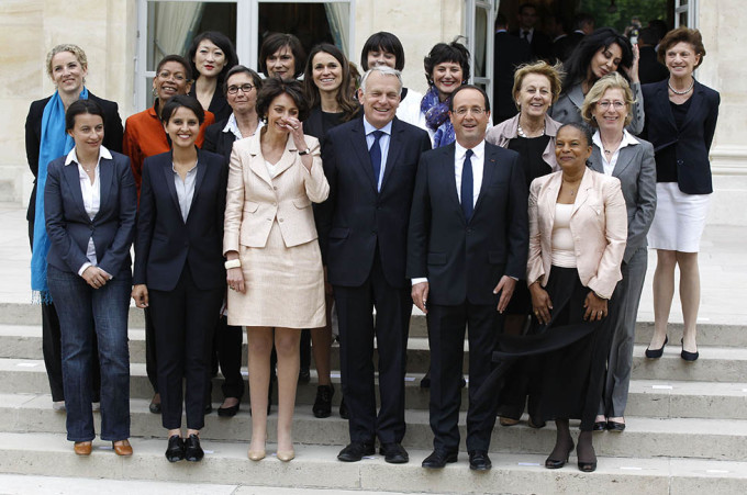 France New Government