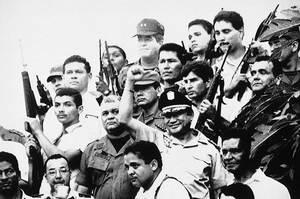 Manuel Noriega 1989