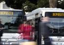 ATAC è senza autobus e lo annuncia ogni giorno