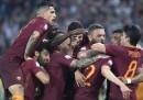 La Roma ha battuto la Juventus 3-1