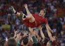 Le foto dell'ultima partita di Francesco Totti con la Roma