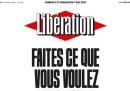 Libération ha un ultimo consiglio, sulle presidenziali francesi