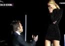 Il video della proposta di matrimonio di Fedez a Chiara Ferragni