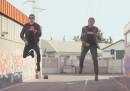 """Il video di """"Volare"""", la canzone di Fabio Rovazzi e Gianni Morandi"""