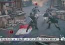 """Il TG4 ha scambiato un videogioco per un """"simulatore"""" dell'ISIS"""