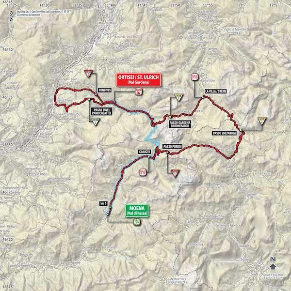 Cartina Percorso Giro D Italia 2017.Giro D Italia 2017 Le Tappe In Programma E Le Cose Da Sapere Il Post