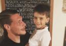 Il figlio di Leonardo Bonucci ha finalmente incontrato il suo idolo, Andrea Belotti