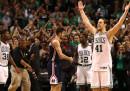 L'ultima partita di una serie bellissima dei playoff NBA