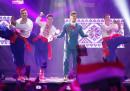 Cosa vi siete persi alla seconda serata dell'Eurovision Song Contest