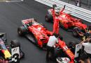 La Ferrari è andata alla grande, nel Gran Premio di Monaco