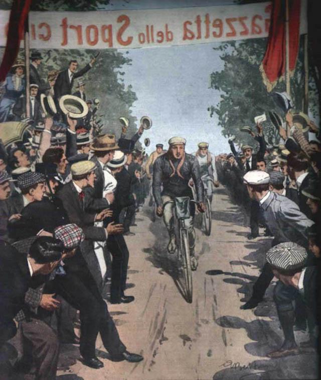La Gran Storia Del Primo Giro D Italia Il Post
