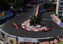 L'ordine d'arrivo del Gran Premio di Monaco di Formula 1