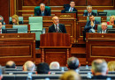 In Kosovo è caduto il governo