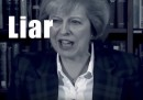 Una canzone ska contro Theresa May è al secondo posto su iTunes UK