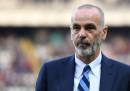 L'Inter ha esonerato Stefano Pioli