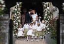Le foto del matrimonio di Pippa Middleton
