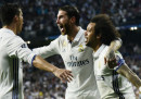 Ronaldo, Ramos, Kroos e Marcelo