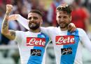 Sampdoria-Napoli: come vederla in streaming e in tv