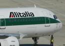 Lufthansa ha presentato un'offerta per acquistare una parte di Alitalia